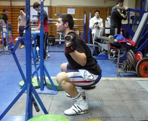 Cuisses et squat